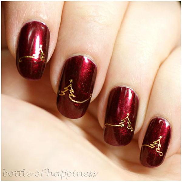 christmas-acrylic-nail-designs-1