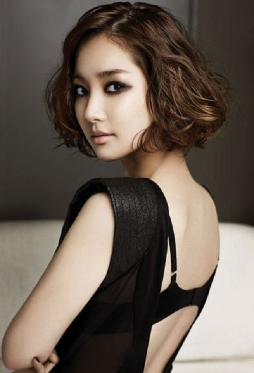 korean-short-hairstyles-sexy-wavy