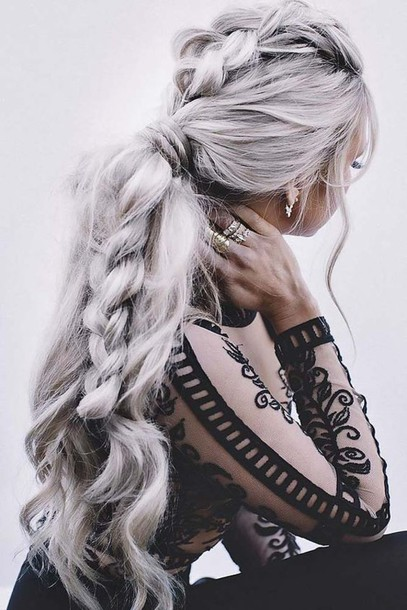 odvuwb-l-610x610-hairaccessory-silverhair-braid-longhair-ponytail-black-blacklace-lace