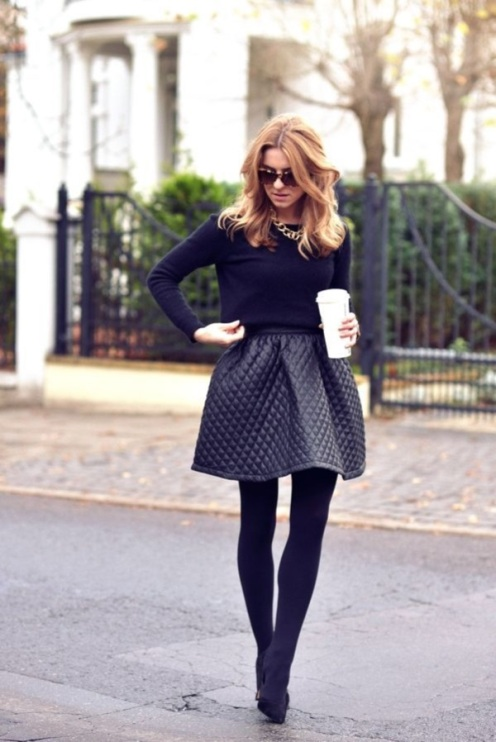 sexy-winter-skirt-outfit-ideas-4