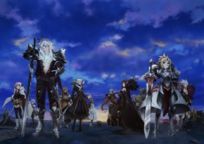 Fate/Apocrypha TV Anime Unveils Ad, July 1 Premiere, New Visual